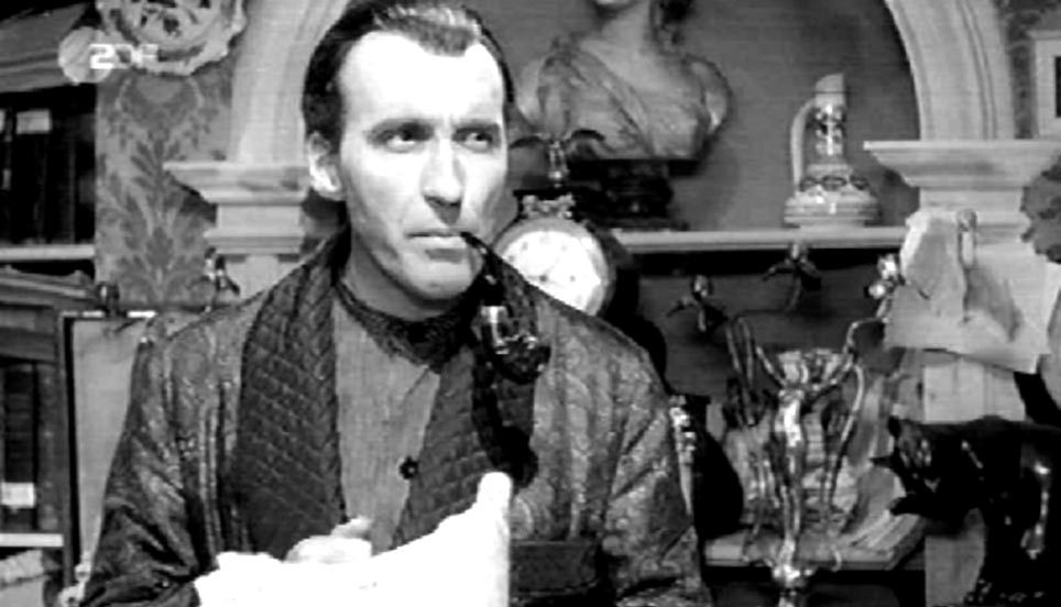 Sherlock Holmes et le collier de la mort : photo