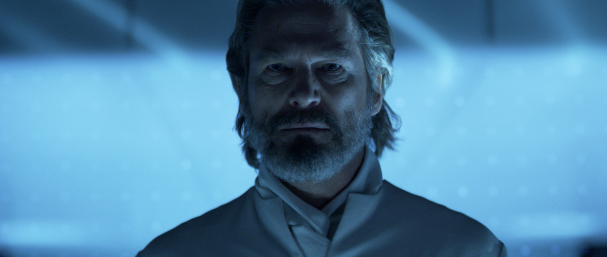 Tron l'héritage : Photo Jeff Bridges, Joseph Kosinski