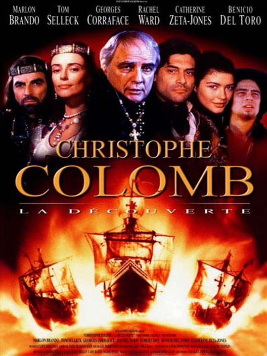 Affiche du film christophe colomb la d couverte - Comment dessiner une colombe ...