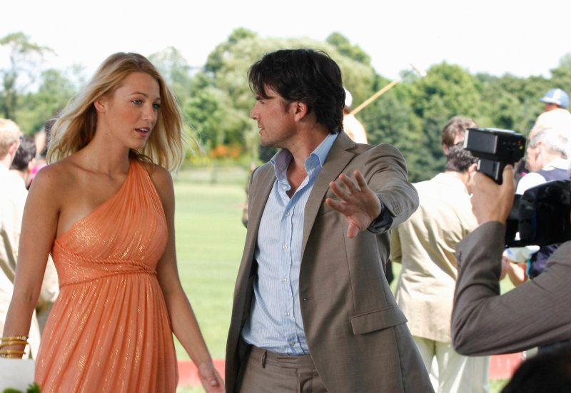 Gossip Girl : Photo Blake Lively, Matthew Settle