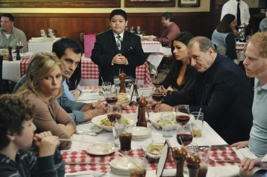 Modern Family : Photo Ed O'Neill, Jesse Tyler Ferguson, Julie Bowen, Nolan Gould, Rico Rodriguez
