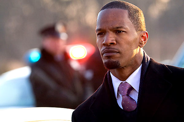Que justice soit faite : Photo Jamie Foxx