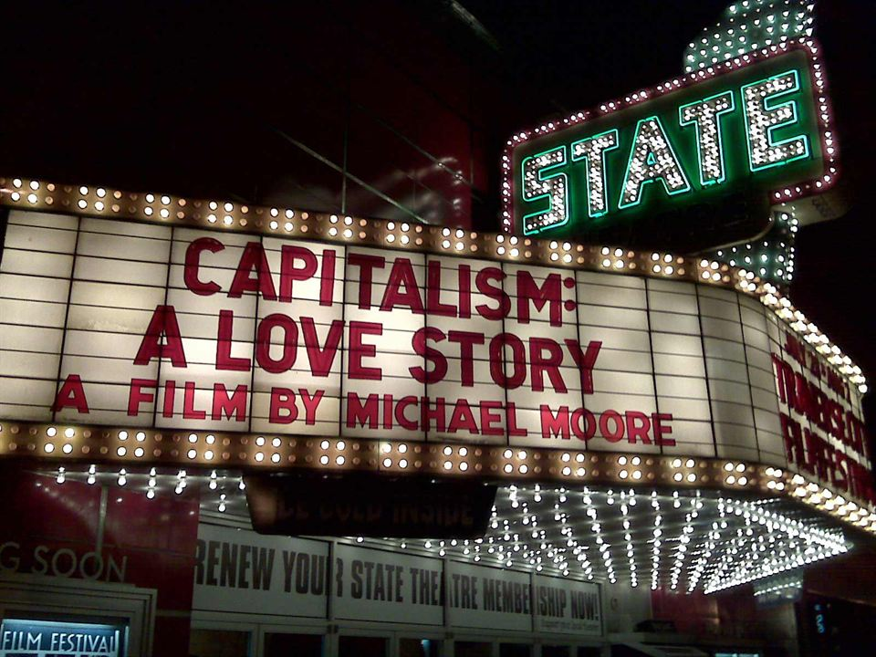 Capitalism: A Love Story : Photo Michael Moore