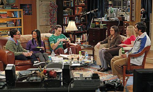 The Big Bang Theory : Photo Jim Parsons, Johnny Galecki, Kaley Cuoco, Kunal Nayyar, Mayim Bialik