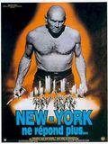 New York ne répond plus : Affiche