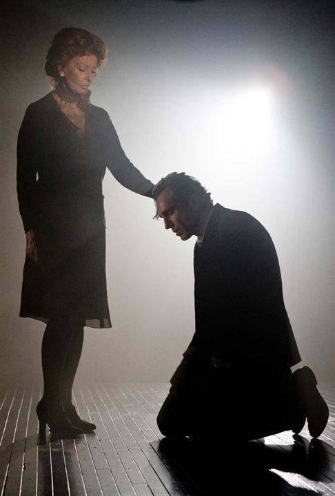 Nine : Photo Daniel Day-Lewis, Sophia Loren