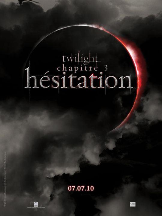 Twilight - Chapitre 3 : hésitation : Affiche David Slade