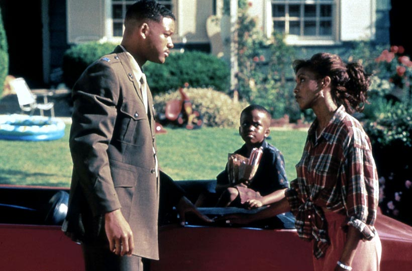 Independence Day : Photo Vivica A. Fox, Will Smith