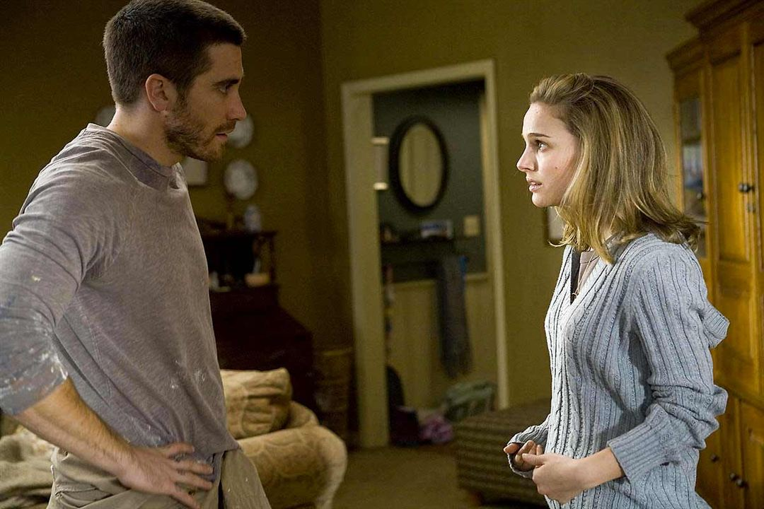 Brothers : Photo Jake Gyllenhaal, Jim Sheridan, Natalie Portman