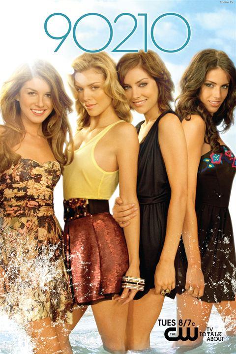 90210 Beverly Hills Nouvelle Génération : Photo AnnaLynne McCord, Jessica Lowndes, Jessica Stroup, Shenae Grimes-Beech