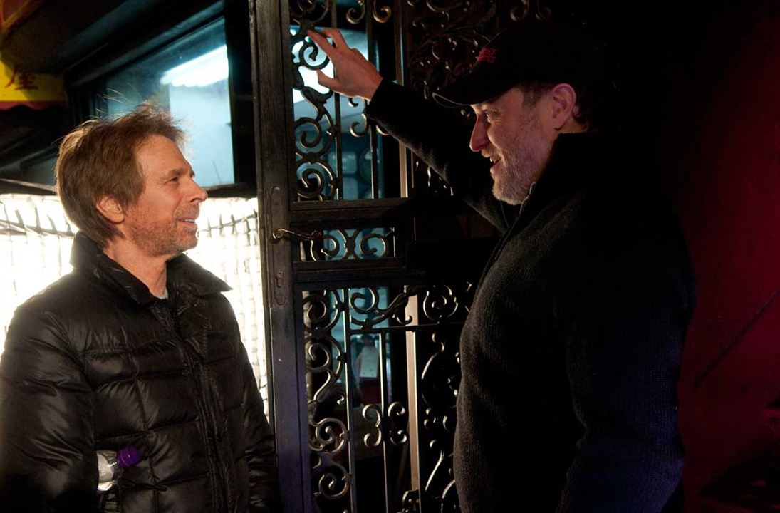 L'Apprenti Sorcier : Photo Jerry Bruckheimer, Jon Turteltaub