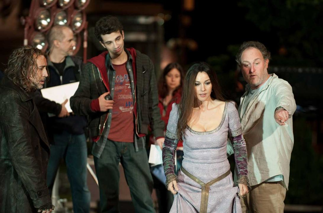 L'Apprenti Sorcier : Photo Jay Baruchel, Monica Bellucci, Nicolas Cage