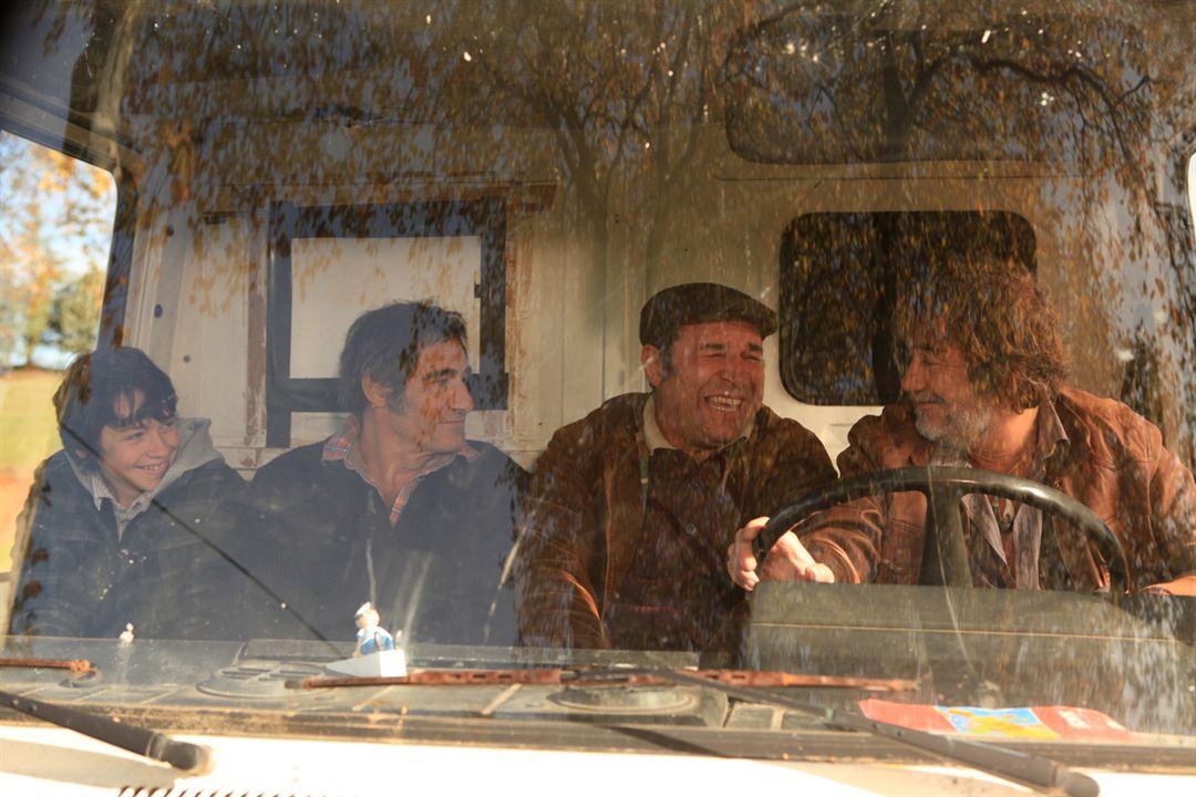 Le Fils à Jo : Photo Gérard Lanvin, Jérémie Duvall, Olivier Marchal, Philippe Guillard, Vincent Moscato