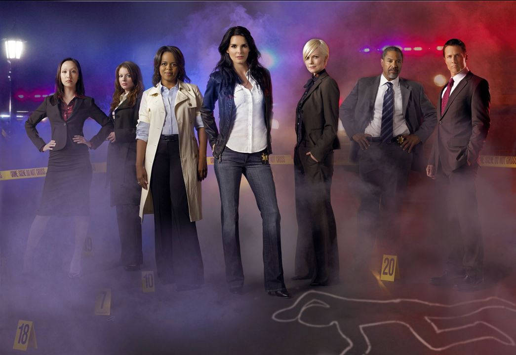 Women's Murder Club : Photo Angie Harmon, Aubrey Dollar, Laura Harris, Linda Park, Paula Newsome