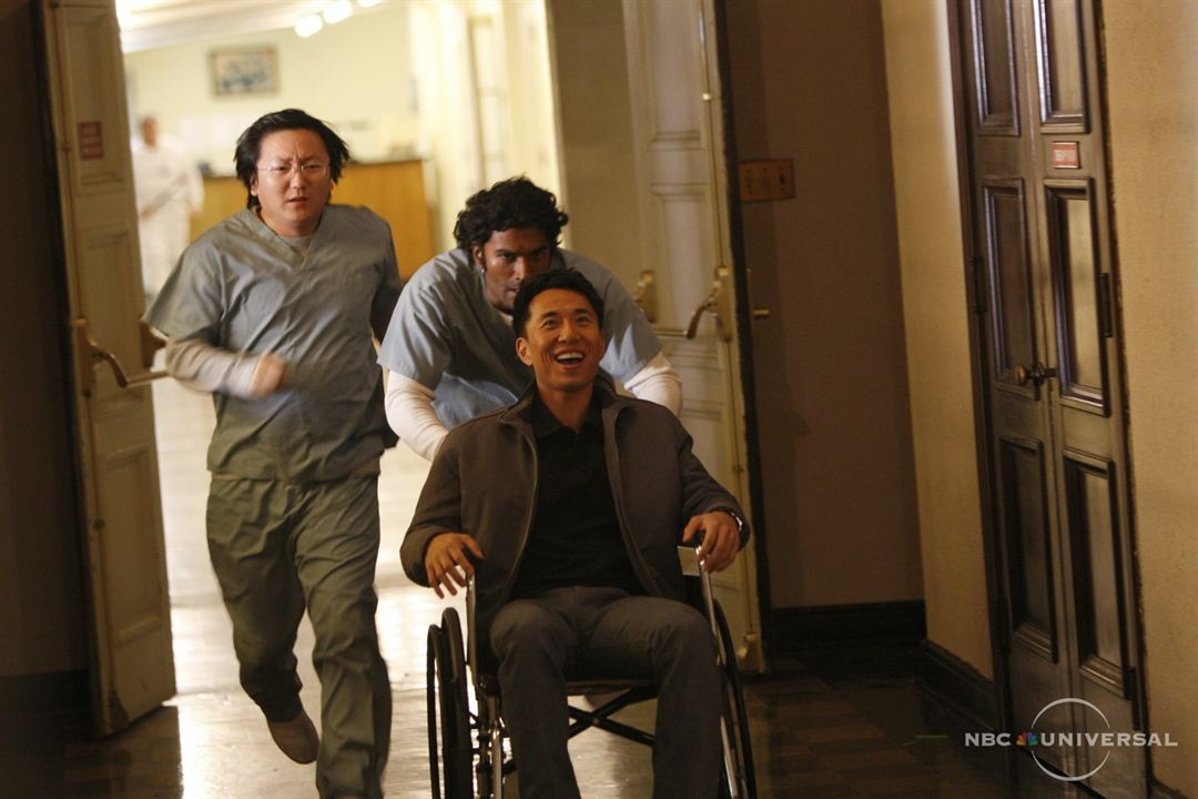 Heroes : Photo James Kyson Lee, Masi Oka, Sendhil Ramamurthy