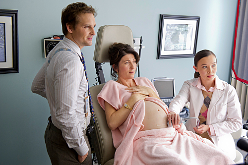 Photo Eve Best, Peter Facinelli