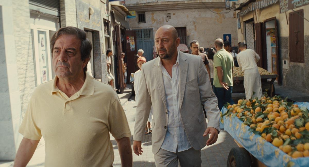 L'Italien : Photo Kad Merad, Sid Ahmed Agoumi