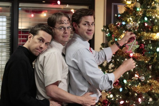 Photo Ed Helms, John Krasinski, Rainn Wilson