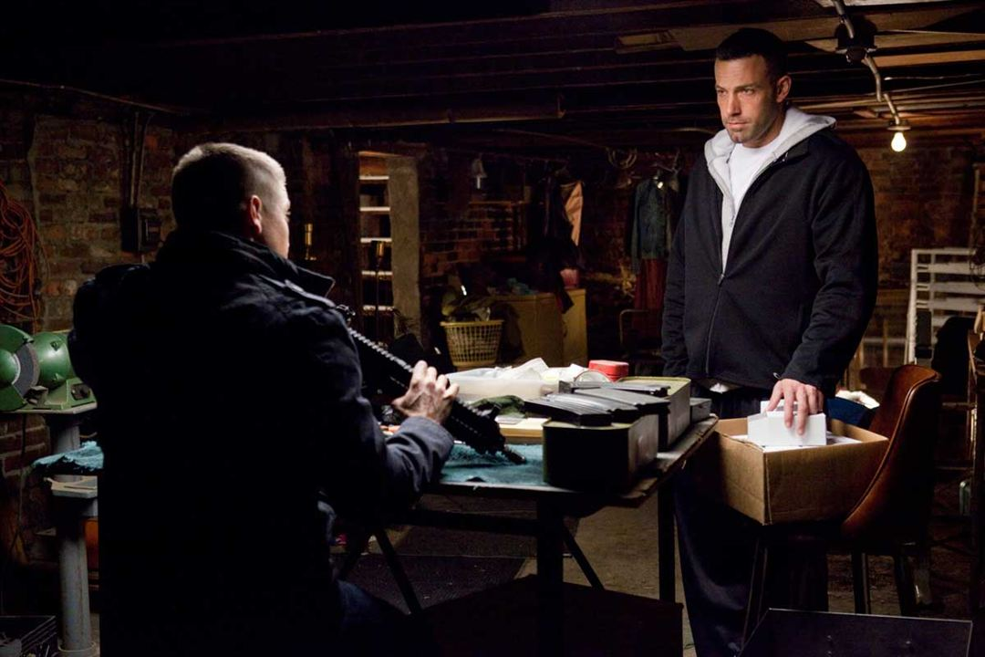 The Town : Photo Ben Affleck, Jeremy Renner