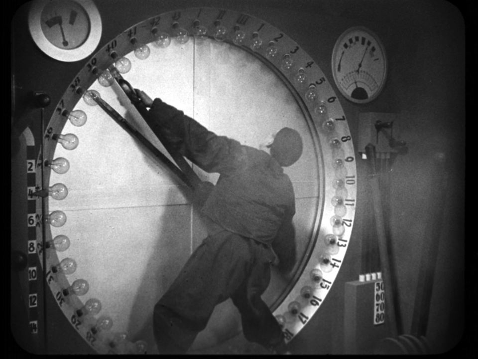 Metropolis : Photo Fritz Lang