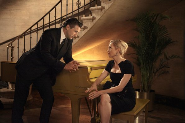 Photo Kelly Rutherford, William Baldwin