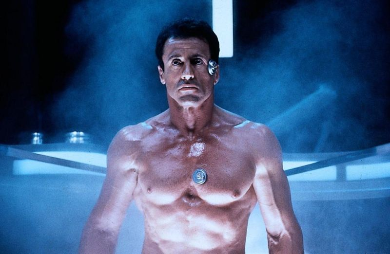 Demolition Man : Photo Sylvester Stallone