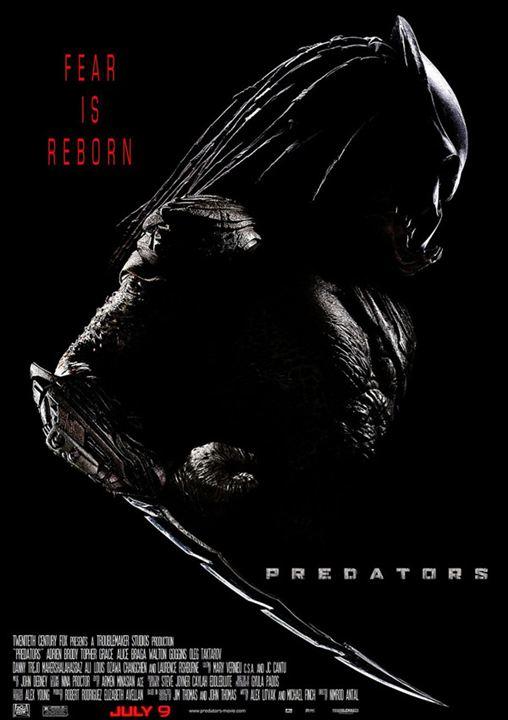 Predators : Affiche