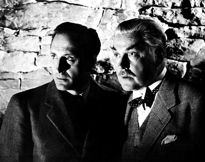 Sherlock Holmes et l'arme secrète : Photo