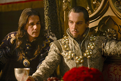 Les Tudors : Photo Jonathan Rhys-Meyers