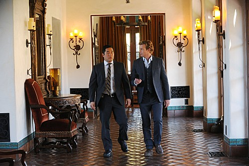 Photo Simon Baker, Tim Kang