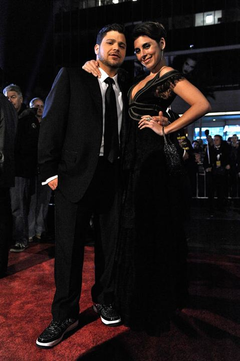 Photo Jamie-Lynn Sigler, Jerry Ferrara