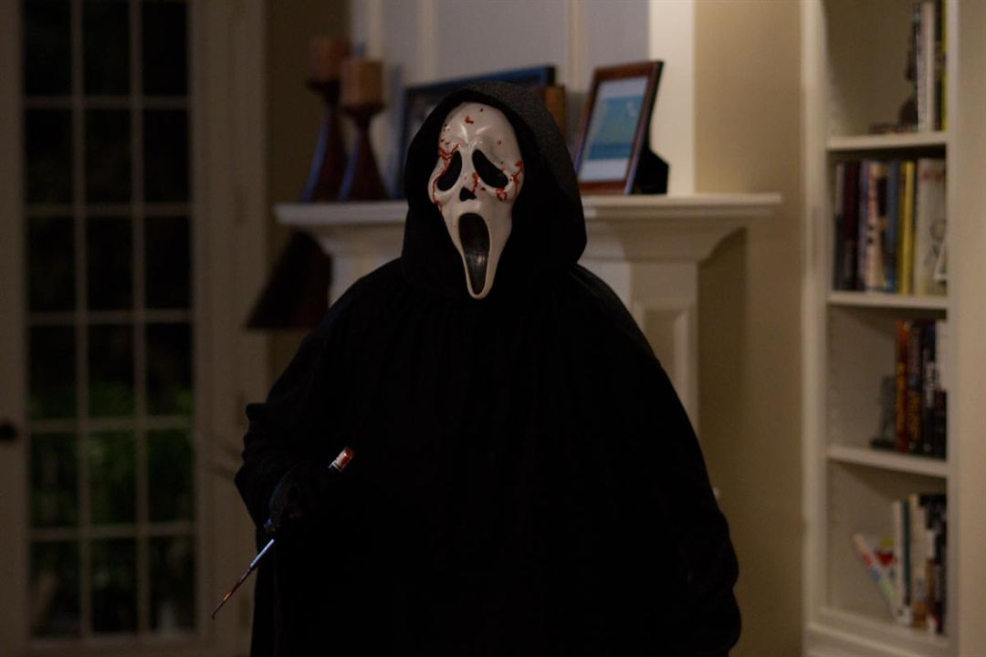 Scream 4 : Photo Wes Craven