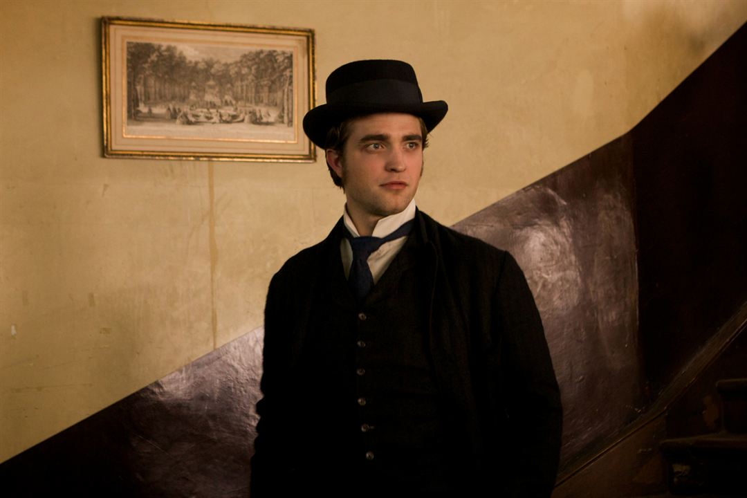 Bel Ami : Photo Robert Pattinson