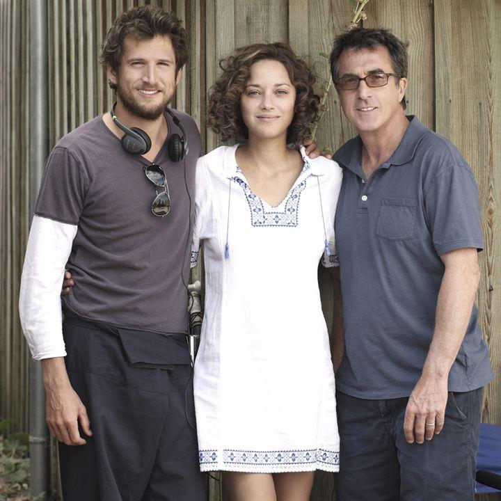 Guillaume Canet Wife Photo du film Les peti...
