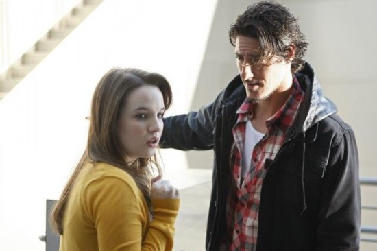 Photo Eric Balfour, Kay Panabaker