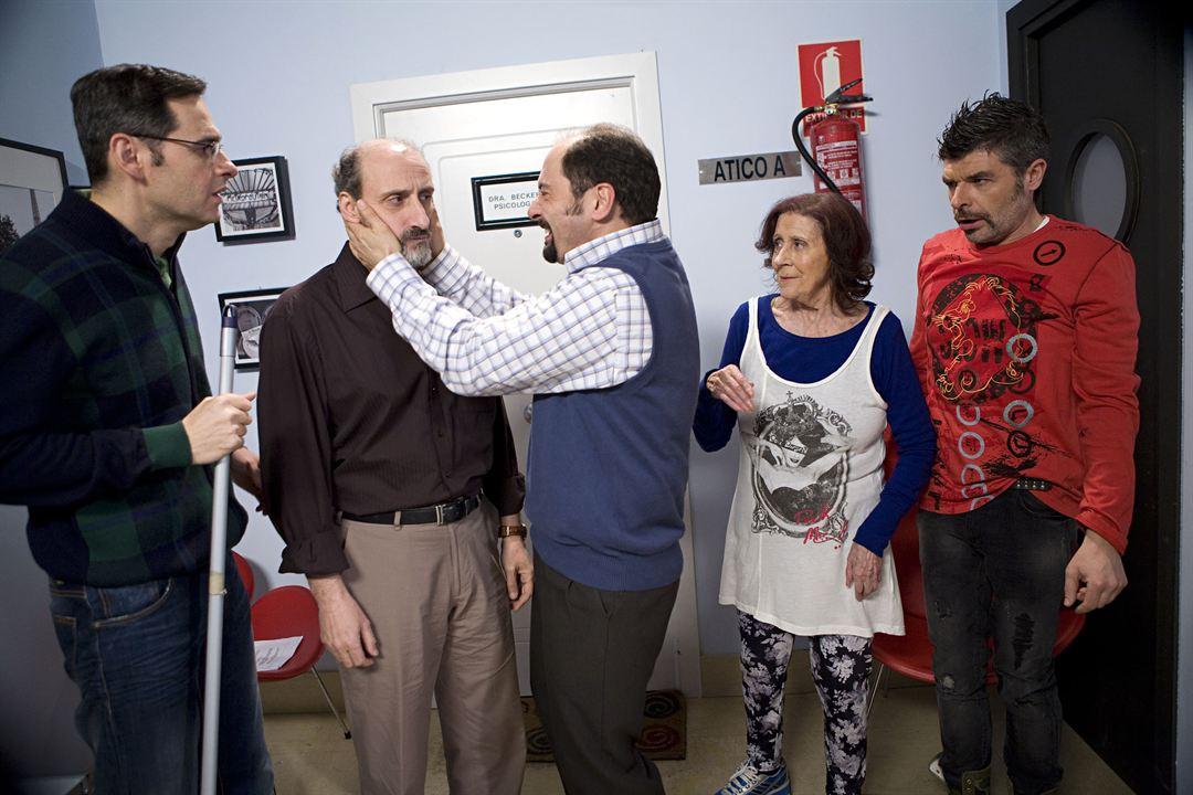 La que se avecina : Photo Jordi Sánchez, José Luis Gil, Luis Miguel Seguí, Mariví Bilbao, Nacho Guerreros
