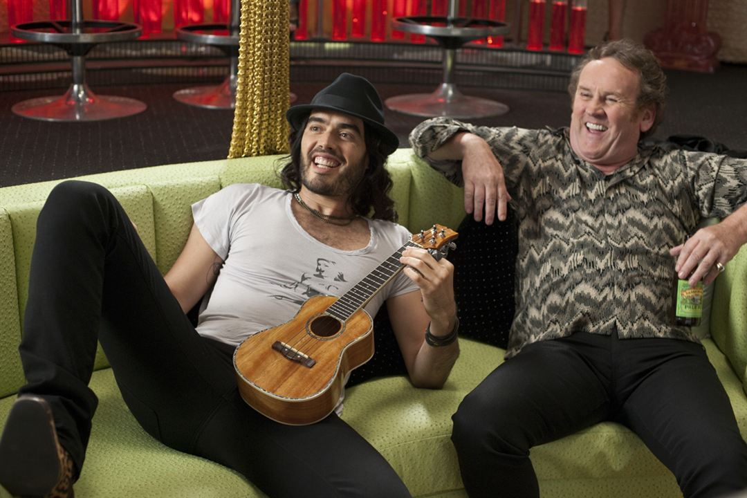 American Trip : Photo Colm Meaney, Nicholas Stoller, Russell Brand