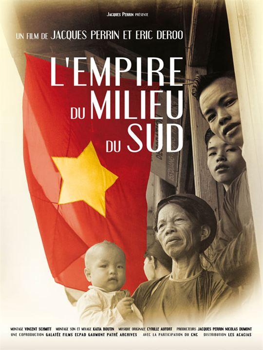 L'Empire du milieu du sud : affiche