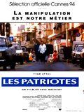 Les Patriotes : Affiche