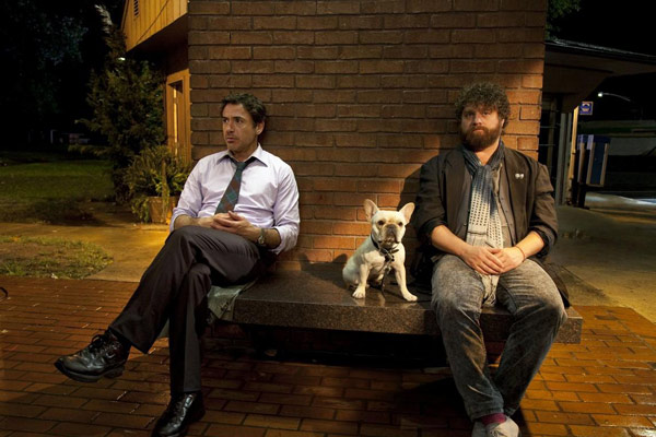 Date limite : Photo Robert Downey Jr., Zach Galifianakis
