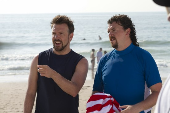 Photo Danny McBride, Jason Sudeikis