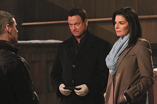 Photo Eddie Cahill, Gary Sinise, Sela Ward