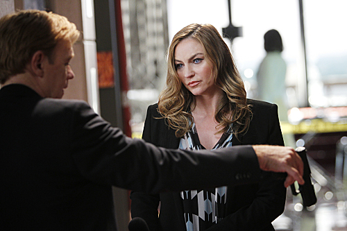 Photo David Caruso, Drea de Matteo