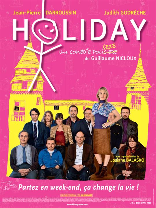 Holiday : affiche