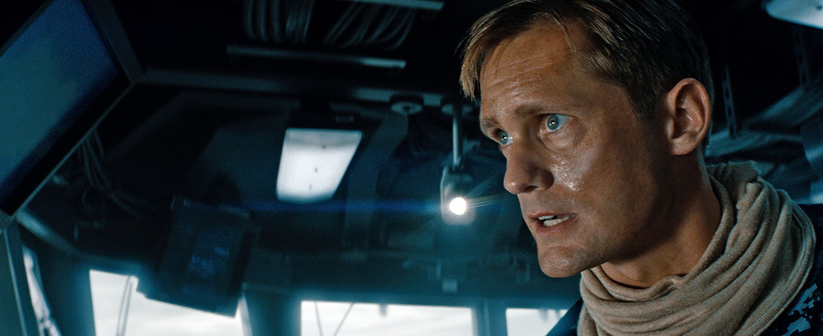 Battleship : Photo Alexander Skarsgård