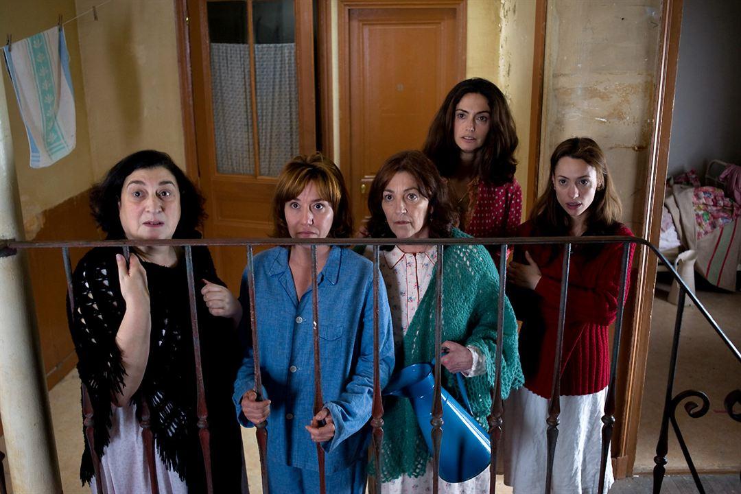 Les Femmes du 6e étage : Photo Berta Ojea, Carmen Maura, Lola Dueñas, Natalia Verbeke