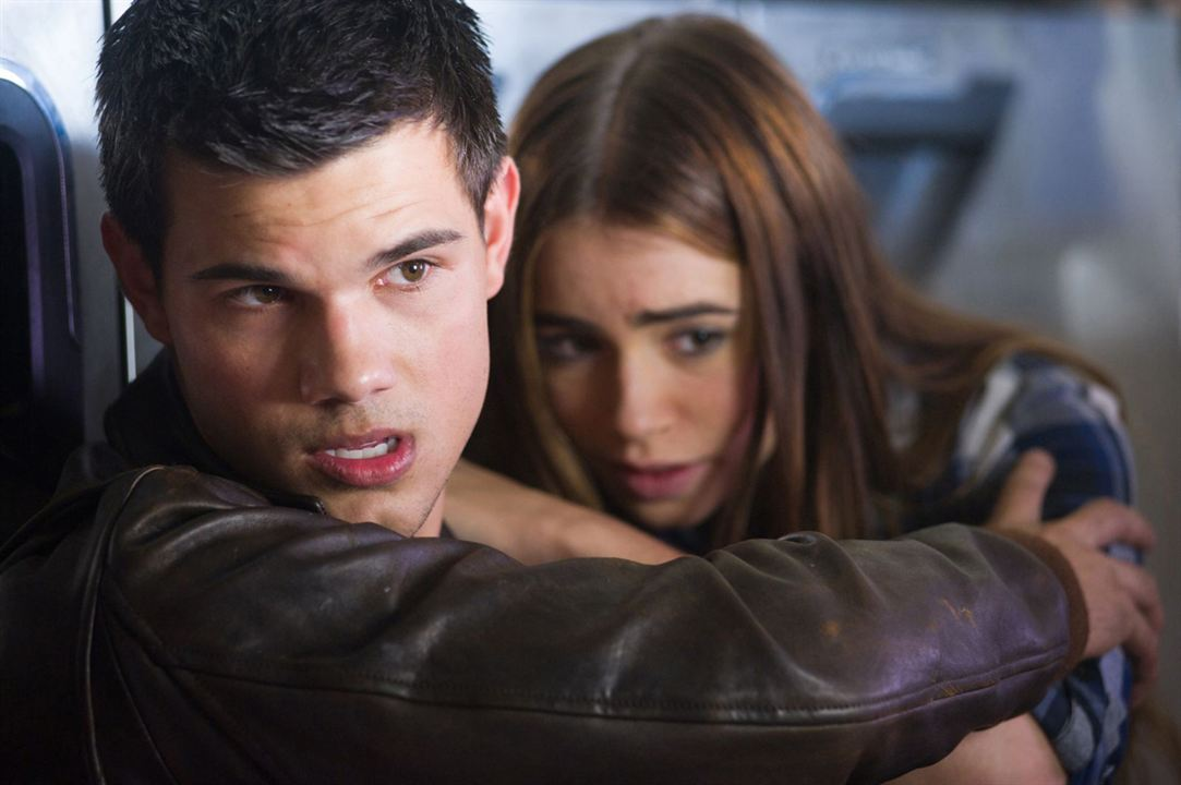 Identité Secrète : Photo John Singleton, Lily Collins, Taylor Lautner