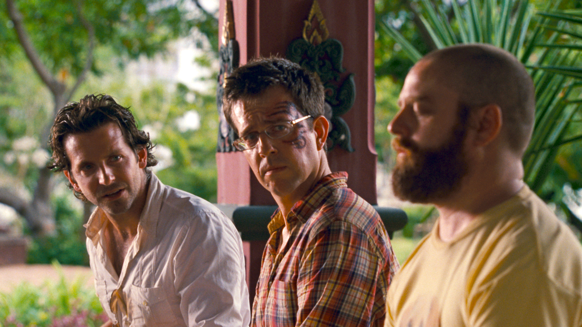 Very Bad Trip 2 : Photo Bradley Cooper, Ed Helms, Zach Galifianakis