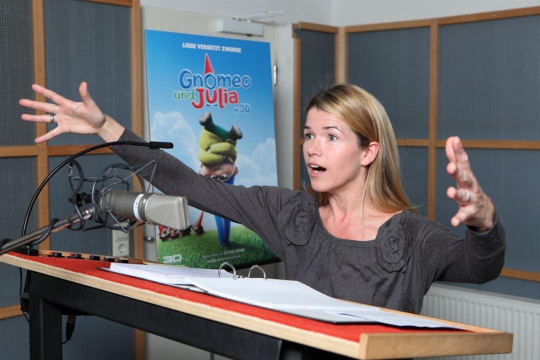 Gnomeo et Juliette : Photo Anke Engelke