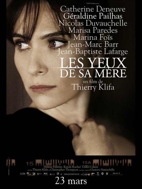 Les Yeux de sa mère : affiche Géraldine Pailhas, Thierry Klifa